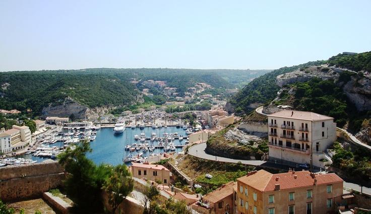 miss this place. Bonafacio, Corsica