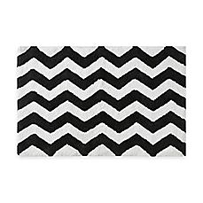 Best Black Bath Mat Ideas On Pinterest Bathroom Rugs Small - Target black and white bath rug for bathroom decorating ideas