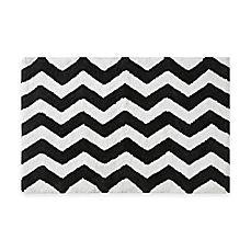 Best Black Bath Mat Ideas On Pinterest Bathroom Rugs Small - Black and white bath mat for bathroom decorating ideas