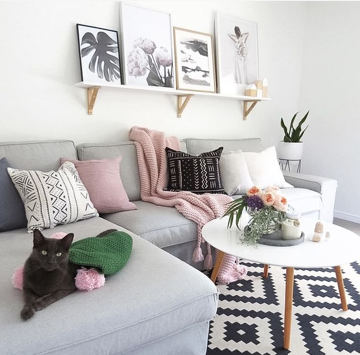 The beautiful living room | @andwhatelse