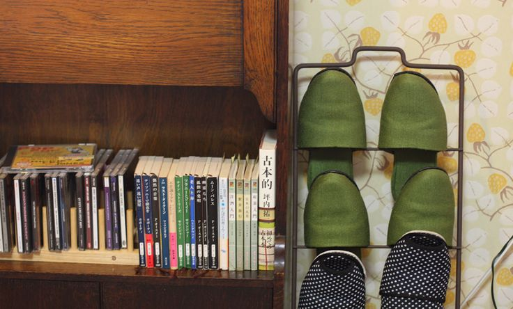 Gallery Kaido - Leave your shoes at the door.