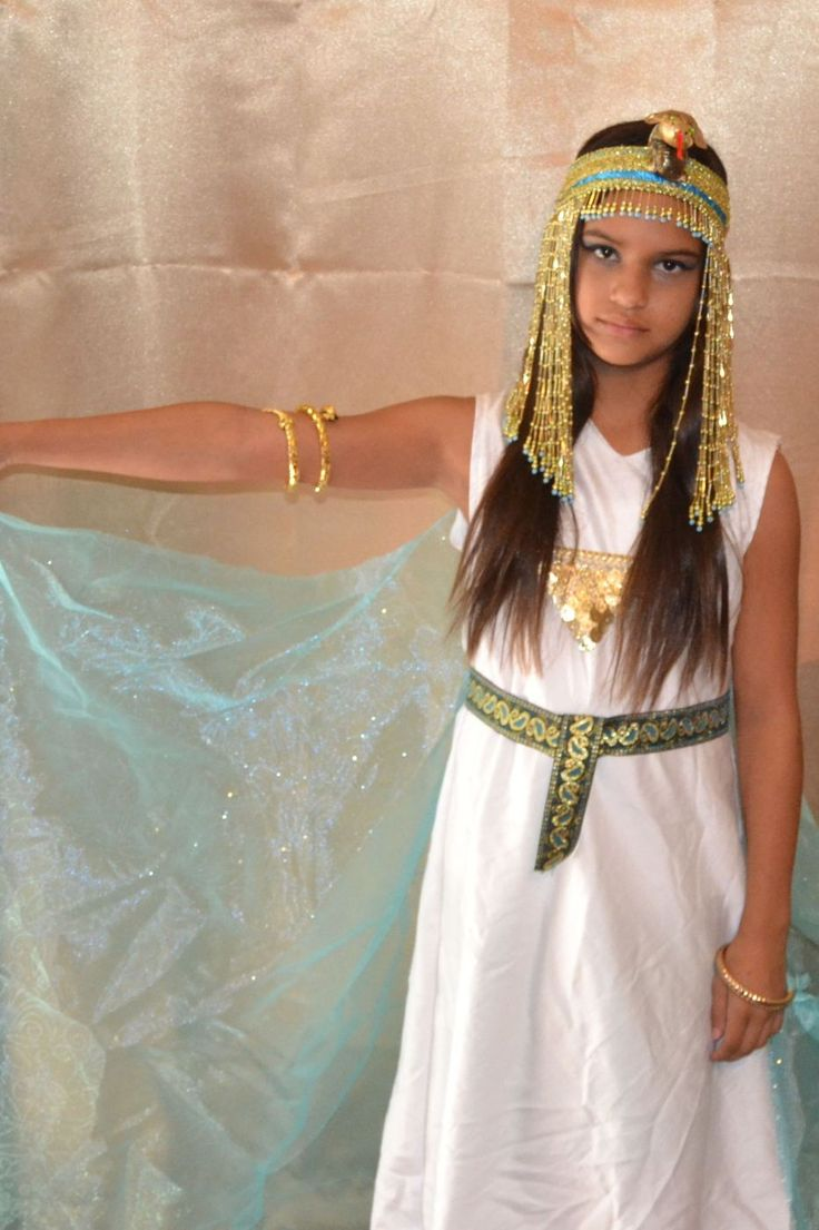 child's cleopatra costume | Things for church activities ...