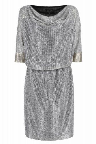 New Collection, Srebrna sukienka wieczorowa - Wiosna - Lato 2015 - Sklep Caterina Online, https://sklep.caterina.pl