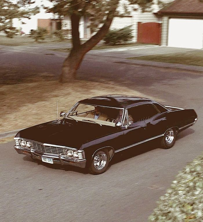 WANT. '67 Chevy Impala... (I want this because of reasons).