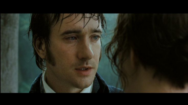 No! I love you most ardently Darcy.