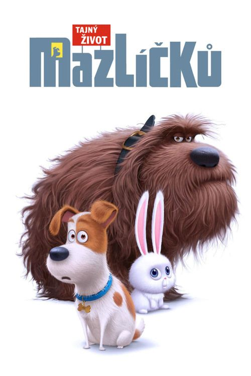 Watch The Secret Life of Pets (2016) Full Movie Online Free