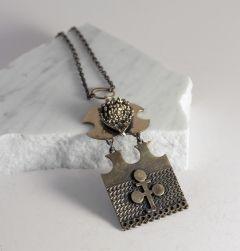 Bronze pendant by Pentti Sarpaneva