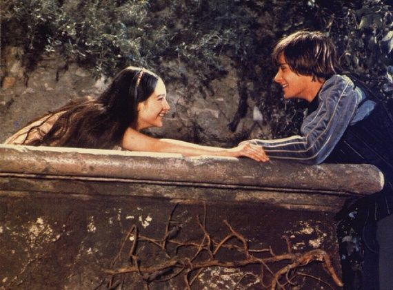 The Balcony Scene in 'Romeo and Juliet' Is a Lie - The Atlantic