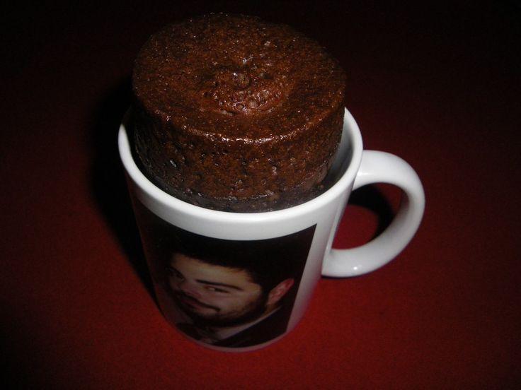 Κέικ microwave σε 3 λεπτά!