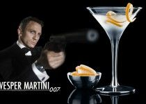 Vesper Martini Tarifi