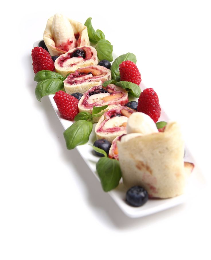Pizza Sushi Dolce