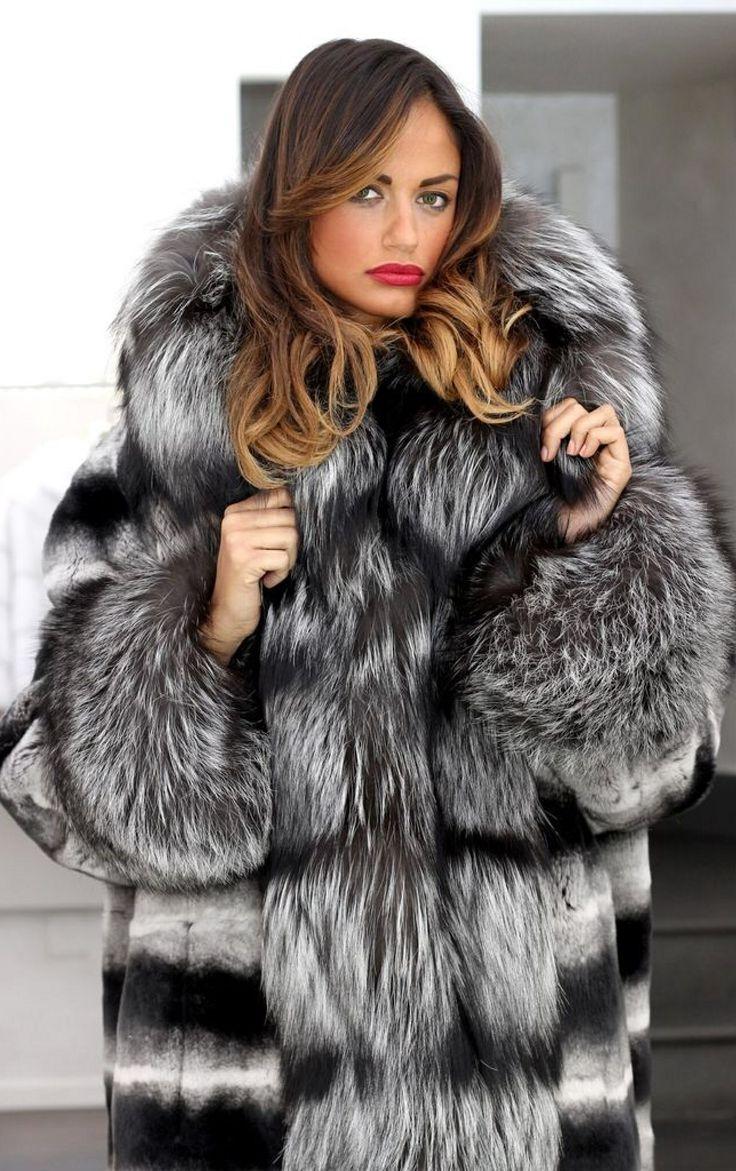 SilverFox Fur  #furonline #furfashion ElsaFur