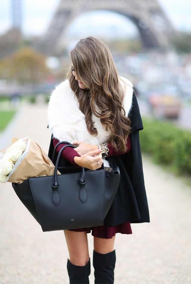 Dressy Winter Outfit + My First VLOG! Southern Curls & Pearls waysify
