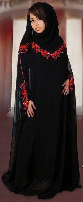 beautiful abaya pictures?   ... Beautiful Land On Earth ... islamic hijab, abaya fashion, abaya online