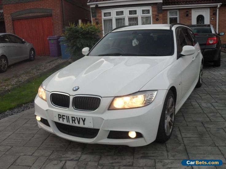 BMW 318D M SPORT ESTATE 2.0 LTR #bmw #318 #forsale #unitedkingdom