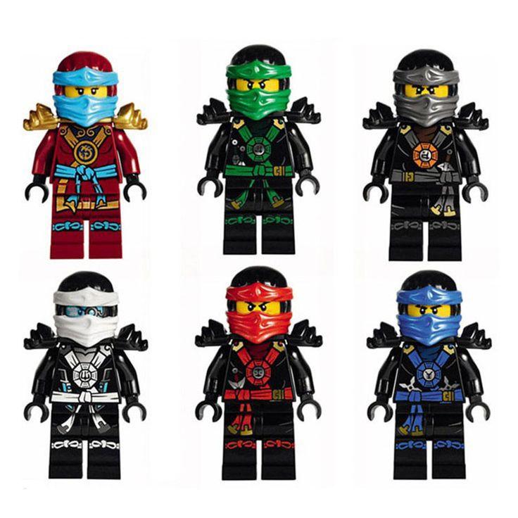 $8.81 (Buy here: https://alitems.com/g/1e8d114494ebda23ff8b16525dc3e8/?i=5&ulp=https%3A%2F%2Fwww.aliexpress.com%2Fitem%2F6PCs-Minifigures-Ninjago-NINJA-Jay-Cole-Building-Bricks-Gifts-For-Kids-Boys%2F32773756445.html ) 6PCs Minifigures Ninjago NINJA Jay Cole Building Bricks Gifts For Kids Boys for just $8.81