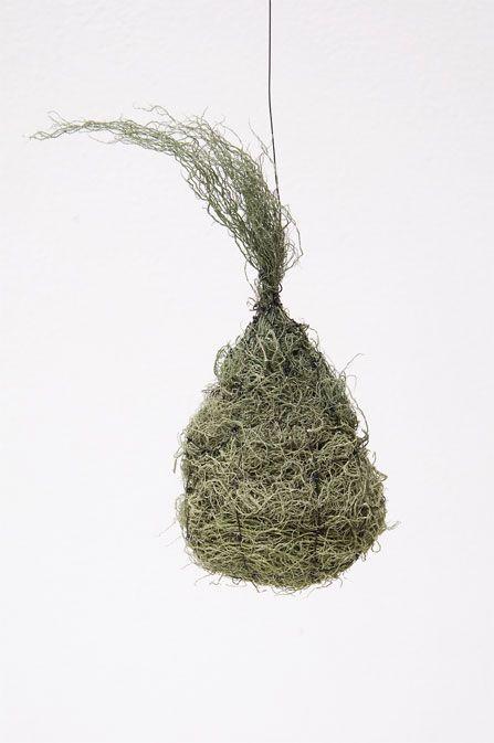 Mari Andrews: Cocon, Andrew Sculpture, Environmental Sculpture