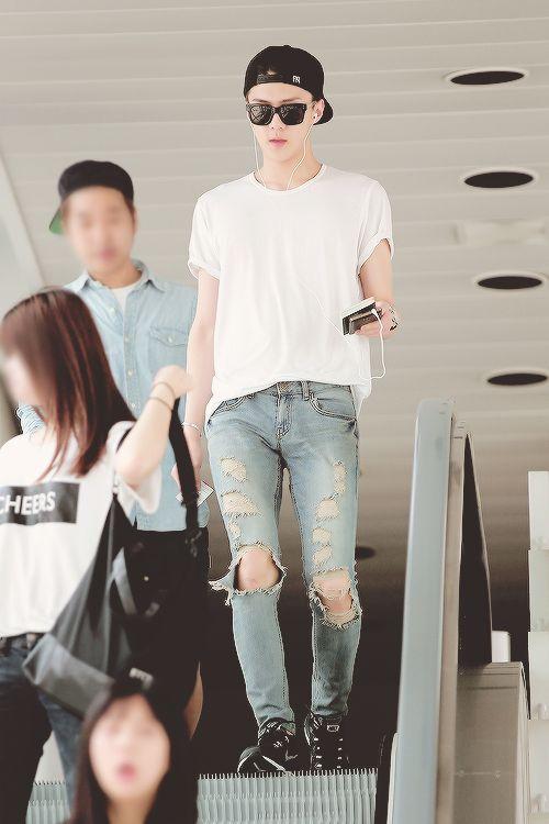 Kpop Fashion Male