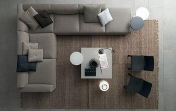Wholesaler price simple wooden sofa set design