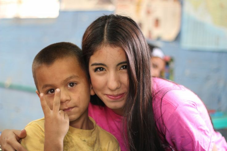 Help Us Help Others | Colombian Cuties  #Cute #rolemodels