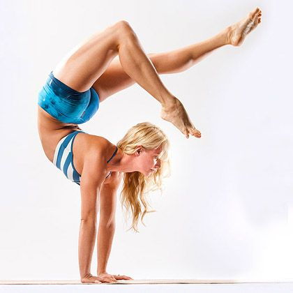 71 best wow yoga pictures images on pinterest  exercises
