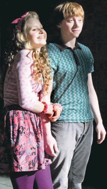Lavender Brown and Her Won Won. Good grief.