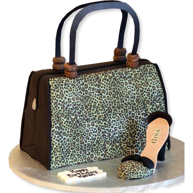 1000+ ideas about Shoe Cakes on Pinterest Purse Cakes ...