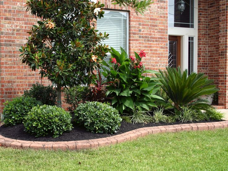 Front Yard Border Designs: 17 Best Ideas About Landscape Borders On Pinterest