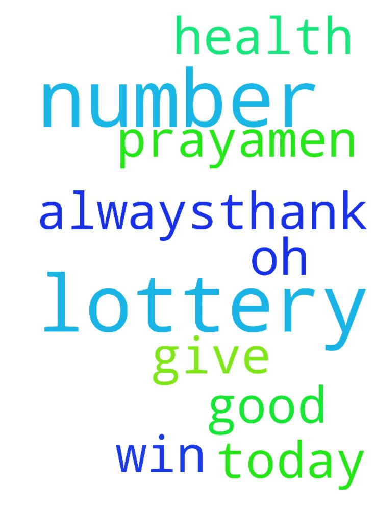 Lord Jesus, I pray to you that my lottery number will - Lord Jesus, I pray to you that my lottery number will win today. Give us oh lord a good health always,thank you. In Jesus Christ we pray,amen Posted at: https://prayerrequest.com/t/Bb1 #pray #prayer #request #prayerrequest