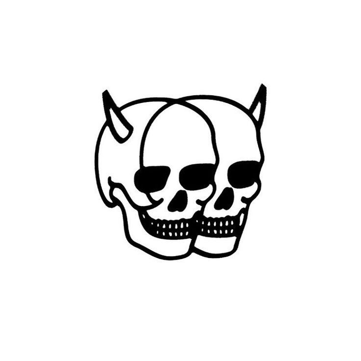 Skull – Best minimal fashion styles delivered right to you ! Visit us now for great deals, ideas and products – Tattoo
