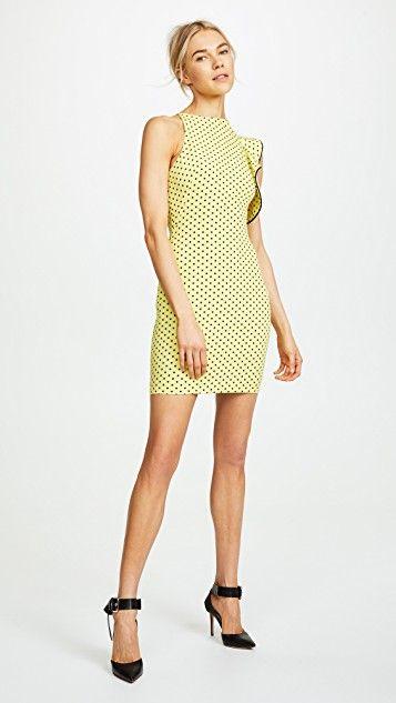 8df839d61817 Black Halo Pabla Mini Dress