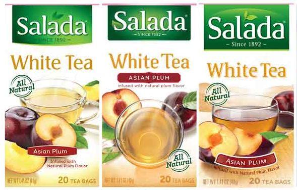 Sign up for a Free Salada Tea Sample