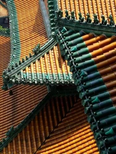 China_Traditional_Chinese_Clay_roof_tiles_for_temple20123311001507.jpg㊗️Chinese Roof Tiles ART AND IDEAS : More At FOSTERGINGER @ Pinterest ㊙️㊗️