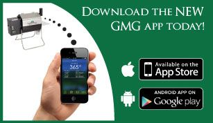 A remote to control your wood pellet grill - Green Mountain Grills... check out the APP today.