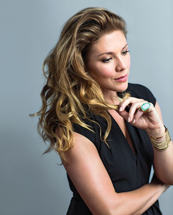 Exclusive: Sophie Grégoire Trudeau on life in the global spotlight.