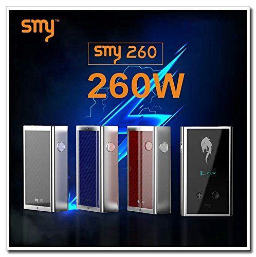 Xingchen SMY Newest Genuine Smy 260 Box Mod Huge Wattage Power Mod (black) Xingchen http://www.amazon.com/dp/B01108GGJ4/ref=cm_sw_r_pi_dp_uuvMvb1P6VFTF