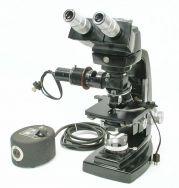 32289 - Bausch & Lomb EM-14 Dynazoom Trinocular Microscope for sale at BMI Surplus.