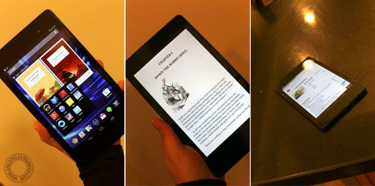 Google Nexus 7 Tablet {Holiday Gift Idea}