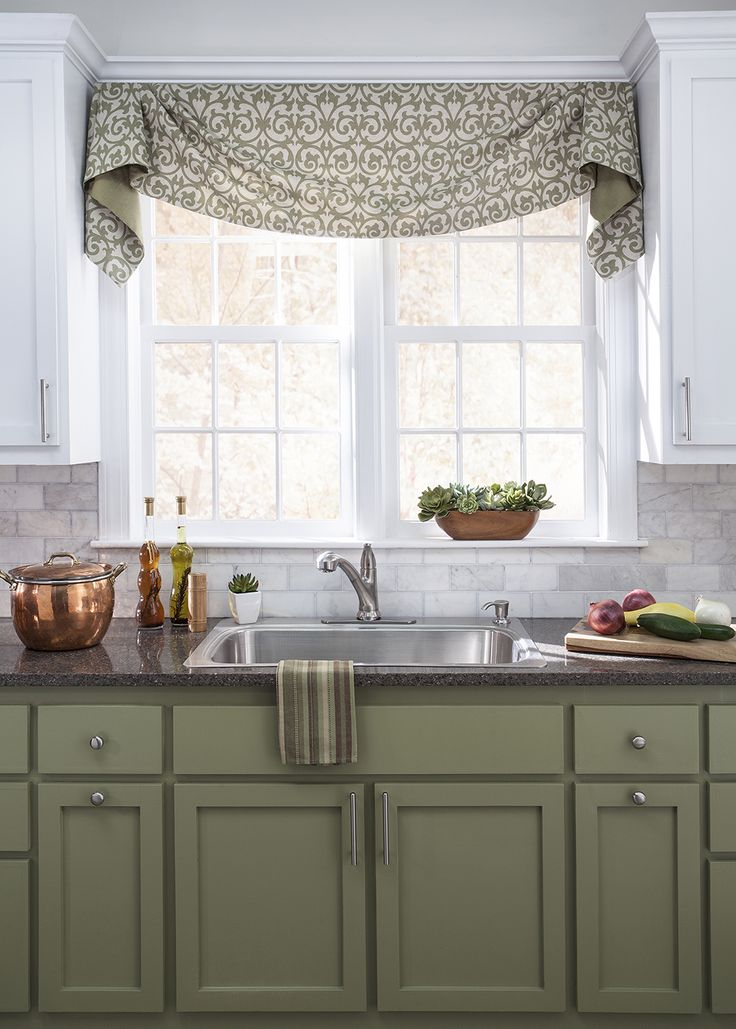 28 kitchen window valances ideas red kitchen window valances ideas decor ideasdecor ideas - Kitchen valance ideas ...