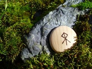 Pocket rune to realize ambitions