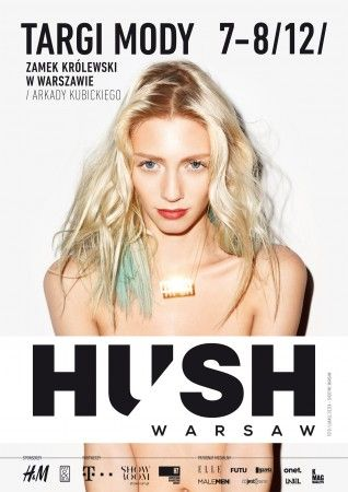 HUSH WARSAW - ROYAL EDITION 7 - 8 grudnia 2013 Arkady Kubickiego | Zamek Królewski w Warszawie