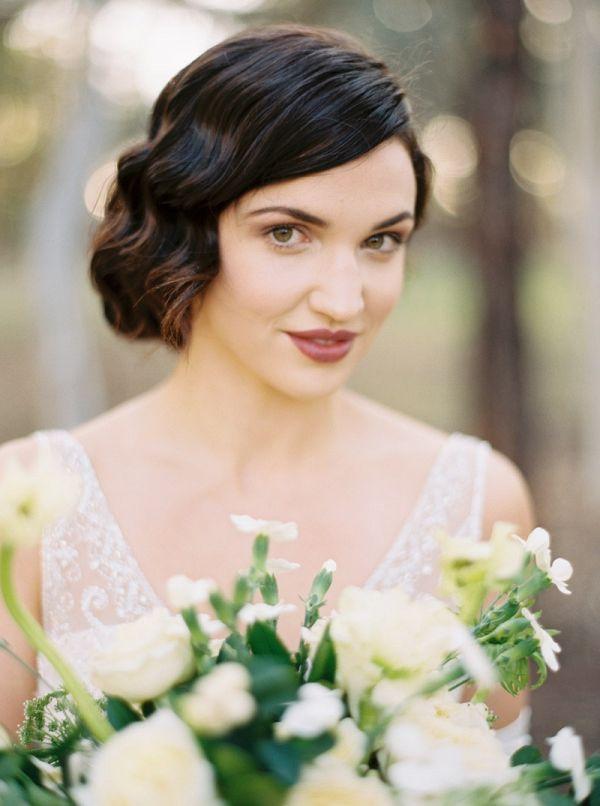 Vintage Bride    #wedding #weddingday #aislesociety #beauty #Makeup