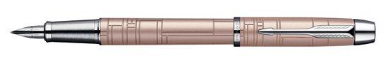 Parker IM Metallic Pink Fountain Pen