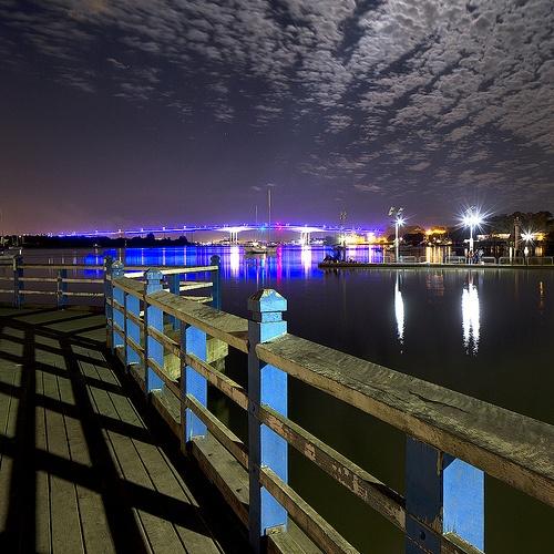 Colmslie Beach, Brisbane, Queensland, Australia