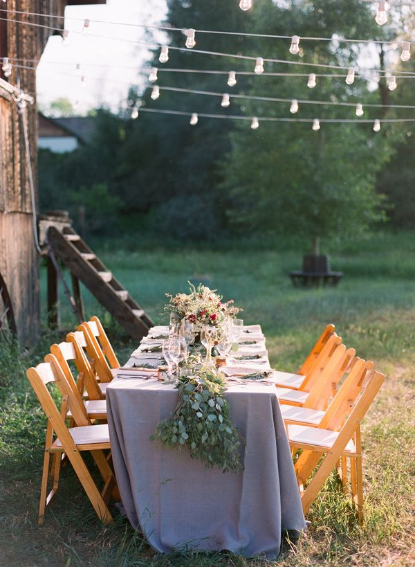 Rehearsal Dinner Under the Stars: Aspen, Colorado | Laura Murray Photography