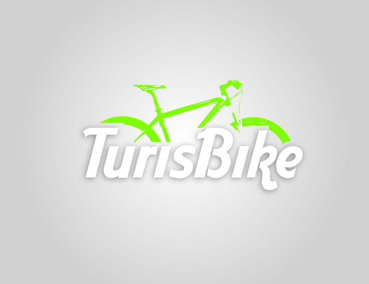 Logo Turisbike #logo #jezaDG