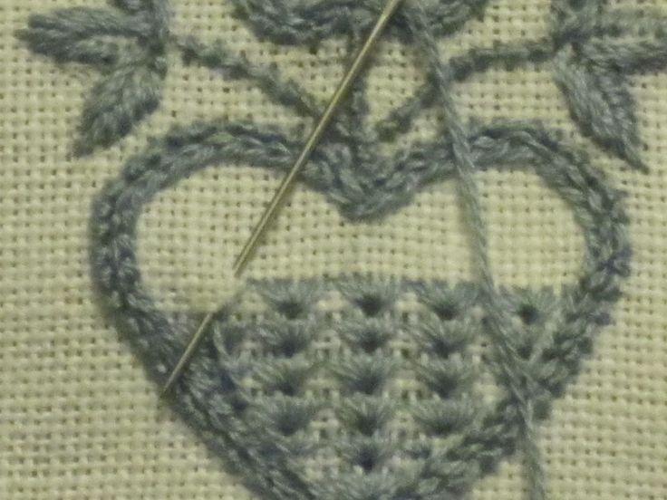 stitching the motifs 4