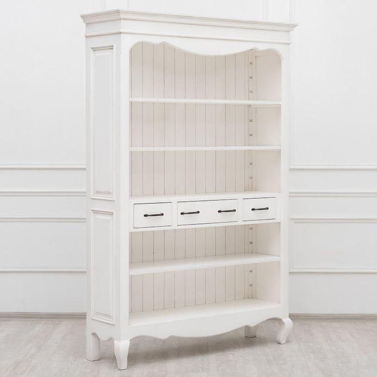 Открытый книжный шкаф Provence - Книжные шкафы, витрины, библиотеки - Гостиная и кабинет - Мебель по комнатам My Little France