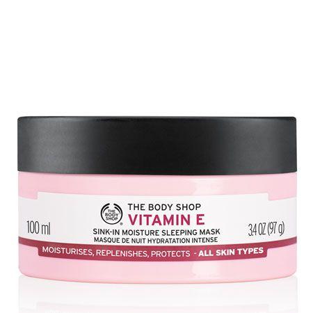 The Body Shop, Vitamin E Sink-In Moisture Sleeping Mask