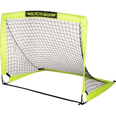 "Franklin Sports Blackhawk Soccer Goal Size: 36"" H x 48"" W"